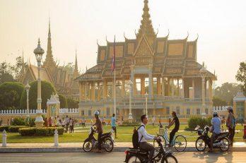 Cambodge Panorama