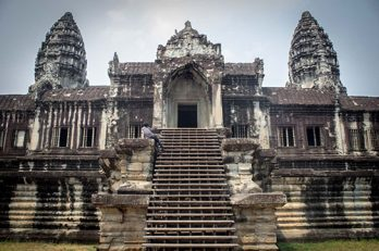 Khmers Rouges au Cambodge