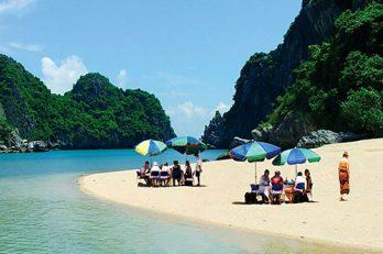 Croisière en une journée à la Baie d'Halong