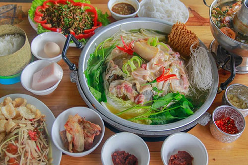 La gastronomie du Laos | Asia Hero Travel | Laos