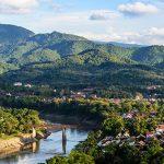 Top view of Luang Prabang | Asia Hero Travel | Laos