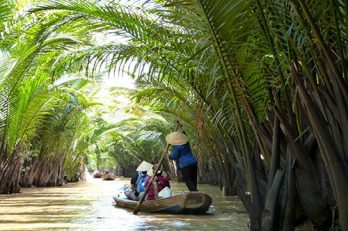 Circuit d'une journée au Mekong Cai Be et Vinh Long