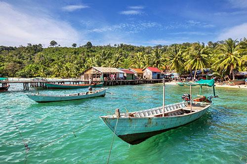 Shianoukville- Cambodge