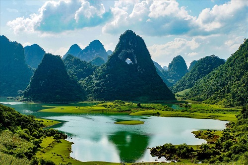 Le lac de Thang Hen | Cao Bang | Asia Hero Travel | Vietnam