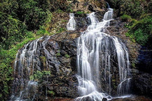 La chute d'Argent | Sapa | Asia Hero Travel | Vietnam