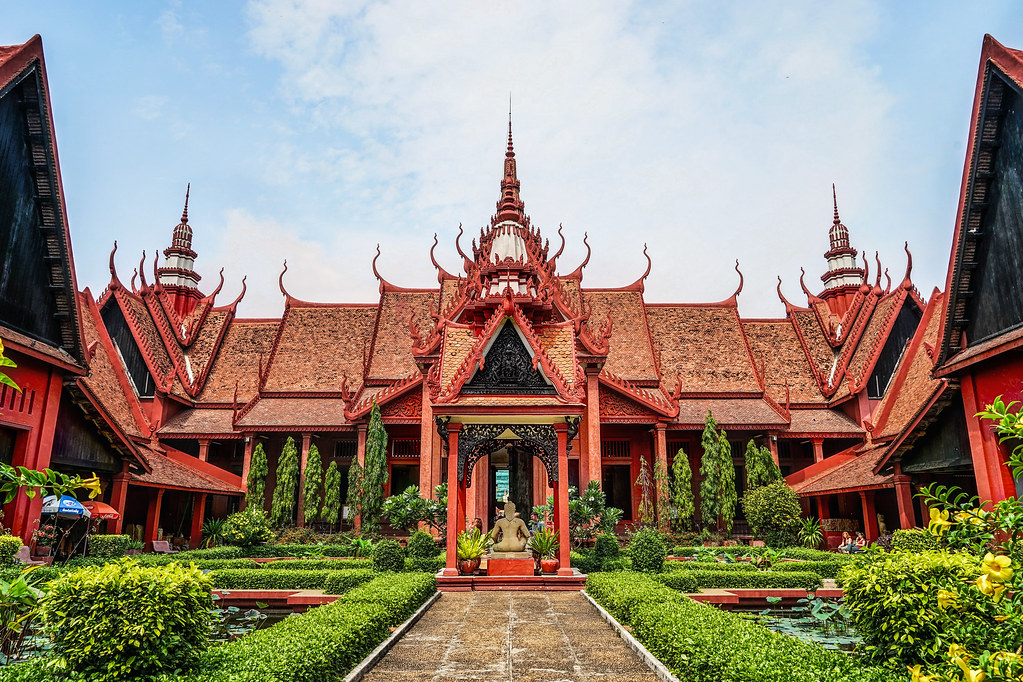Musée National | | Asia Hero Travel | Cambodge
