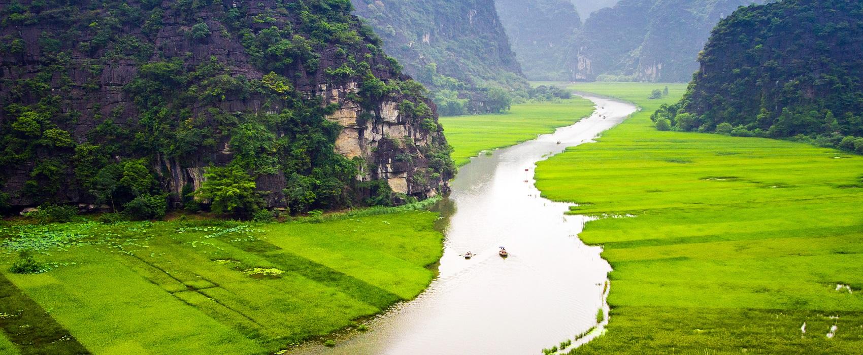 Tam Coc Valley | Asia Hero Travel | Vietnam