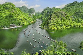 Circuit à Ninh Binh Trang An et Bai Dinh en une journée