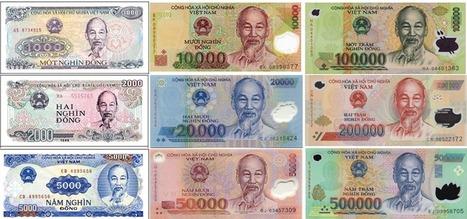 Agence locale francophone | Voyages Vietnam | Monnaie du Vietnam