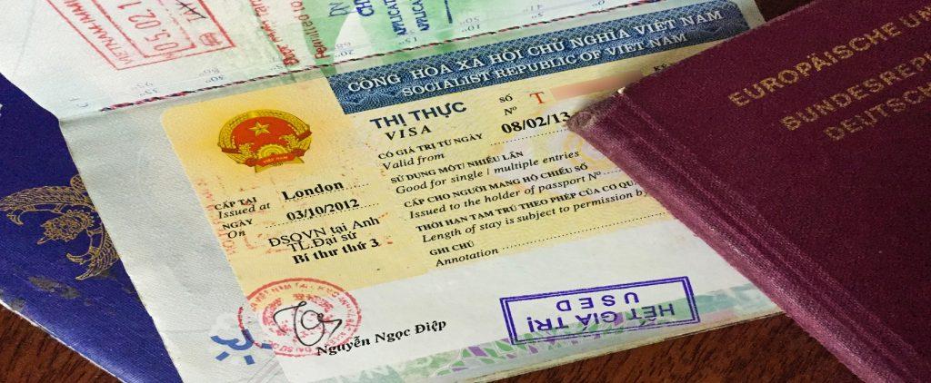 Visa à l'arrivée au Vietnam | Asia Hero Travel