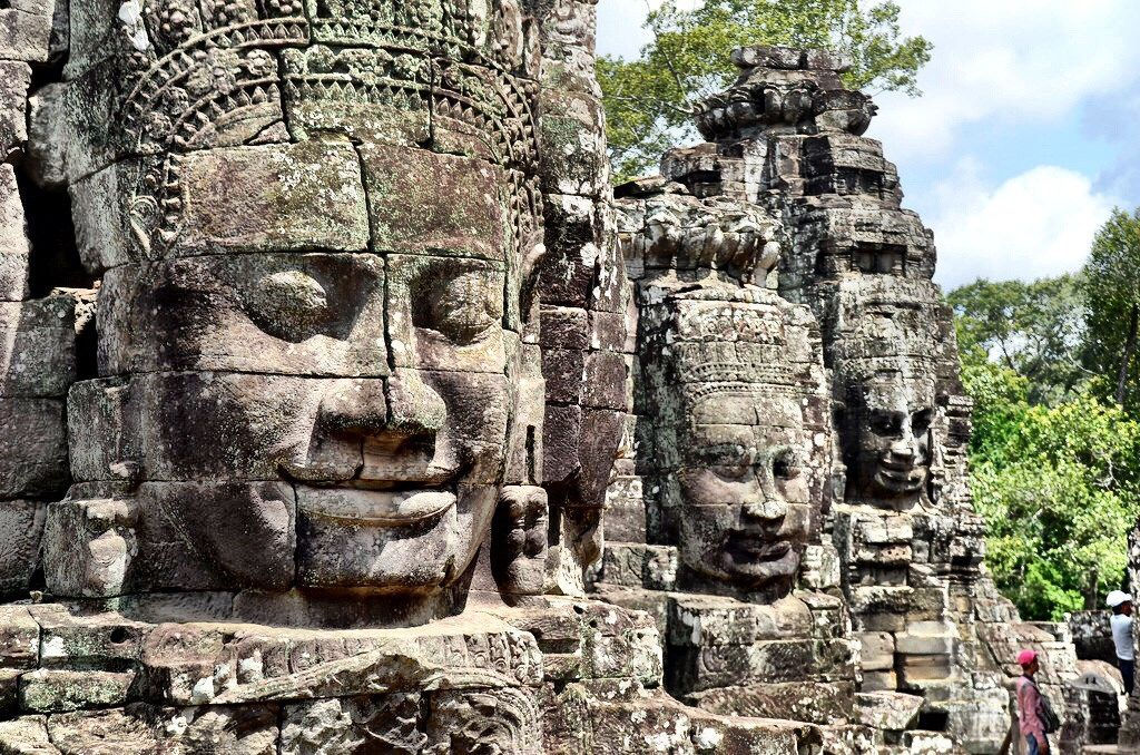 Angkor Thom | Asia Hero Travel | Cambodge